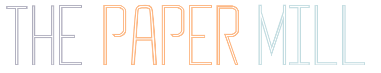 The Paper Mill – Milton & King