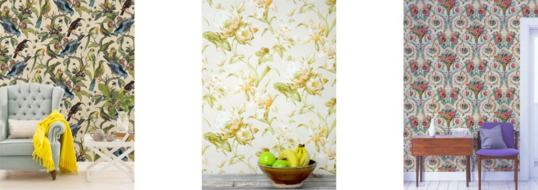 Vintage Inspired Wallpapers You Will Love | The Paper Mill ...