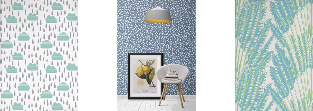 Bathroom Wallpapers | Milton & King
