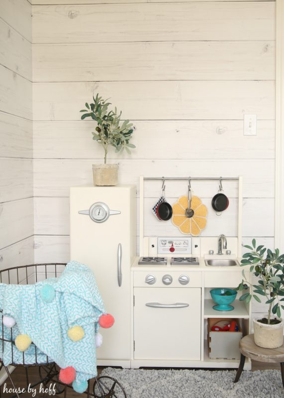 Shiplap the entire room