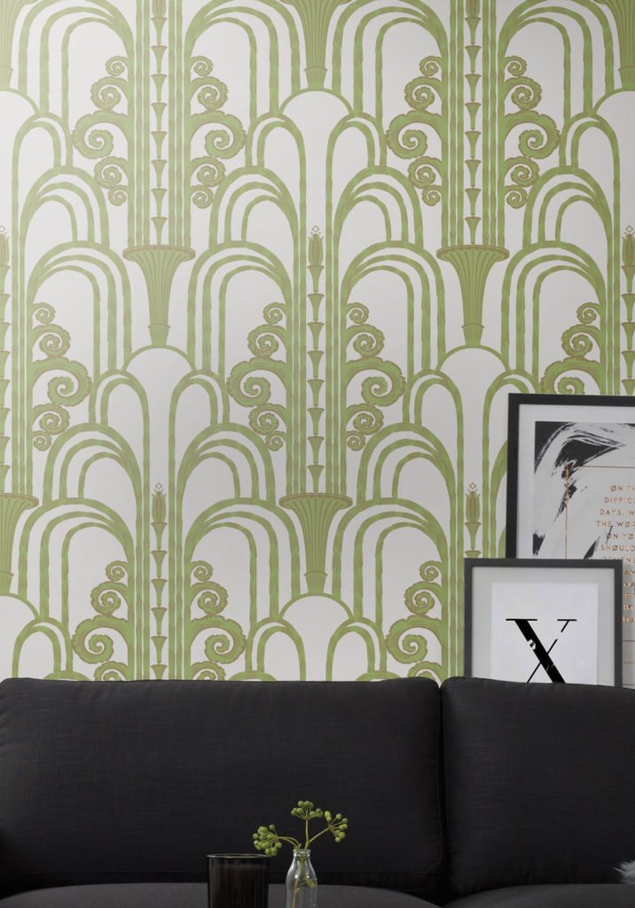 Fontaine by Kingdom Home Wallpaper