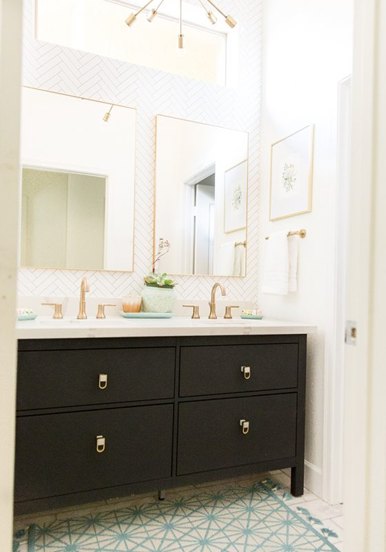 Guest Bathroom Remodel Reblog The Paper Mill Milton King Classy Bathroom Remodel Packages Painting