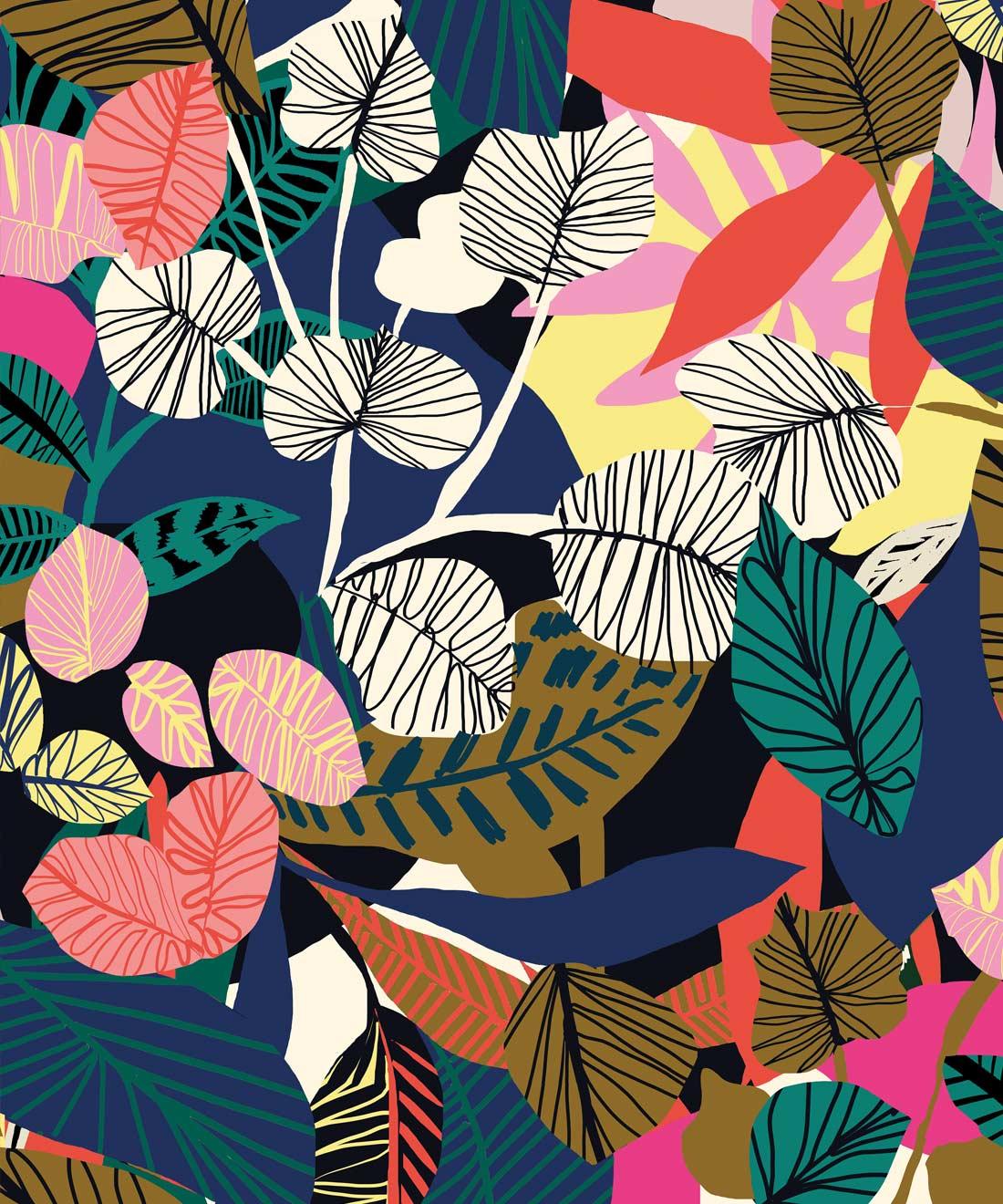 Tropical Wallpaper • Milton & King