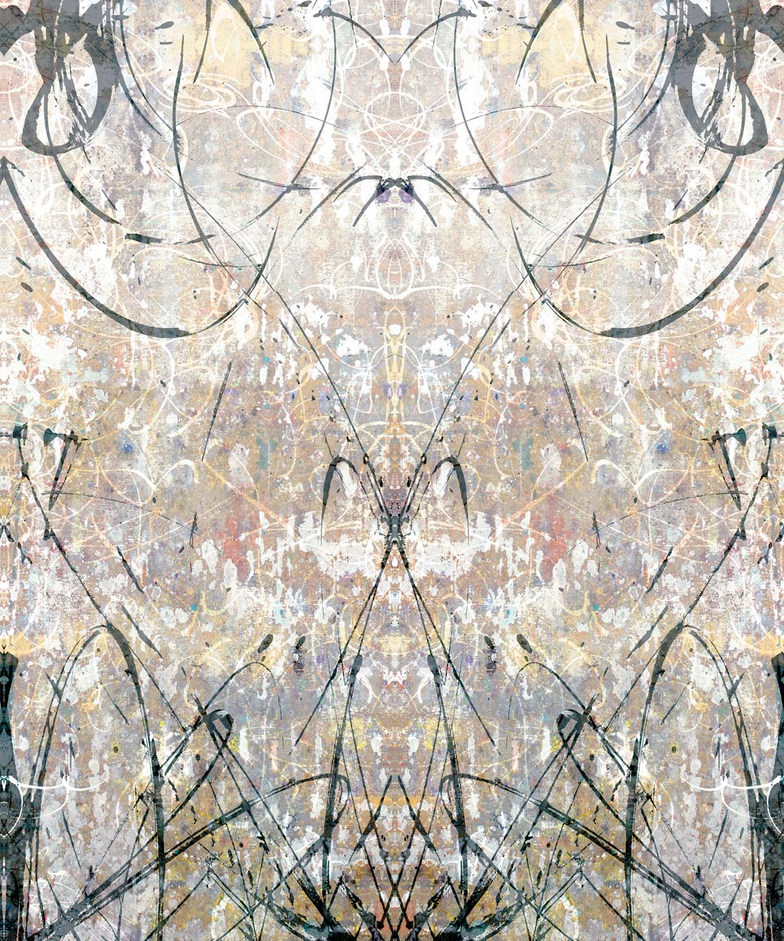 Ramose Wallpaper by Simcox • Color original • Abstract Wallpaper • swatch